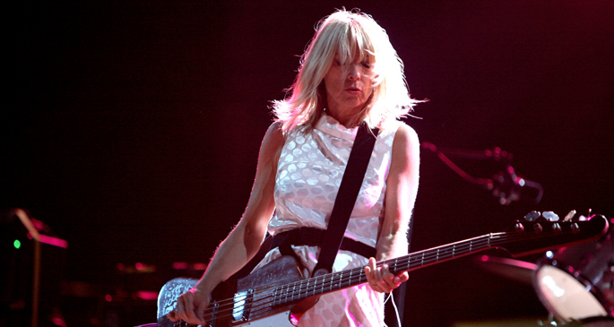 Sonic Youth's Kim Gordon to publish long-awaited autobiography Girl In A Band