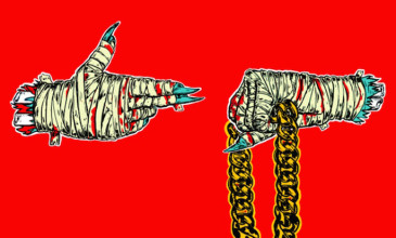 El-P and Killer Mike leak Run The Jewels 2