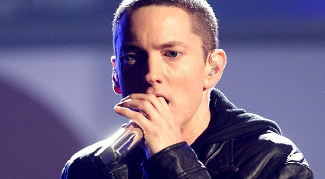 Eminem previews alternate version of 'Lose Yourself'