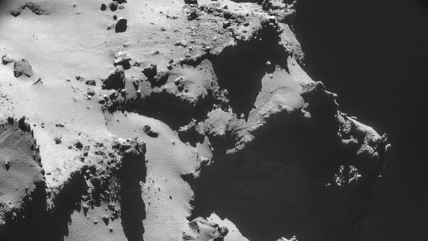 "Rosetta comet ""singing"" is a ""mystery"", say scientists"