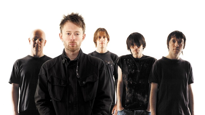 Radiohead are back in the studio recording their new album