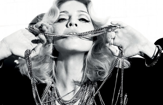 Madonna's new album leaks before it's even been announced