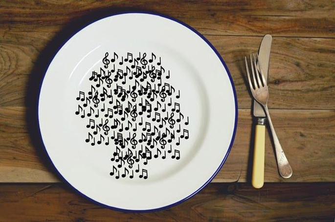 High Pitched Music Makes Food Taste Sweeter Suggests New