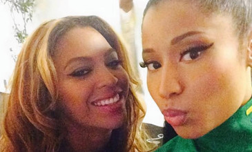 Hear Nicki Minaj's killer Beyoncé collaboration 'Feelin' Myself'