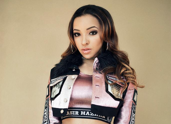 Stream Tinashe's 'Fuckin' Wit Me,' produced by DJ Mustard