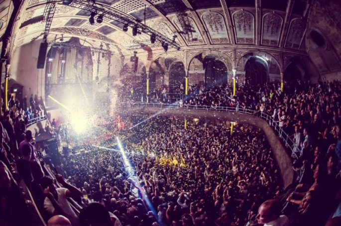 Manchester's Albert Hall to host Transmission series with David Rodigan, Steve Lawler, Hessle Audio and more