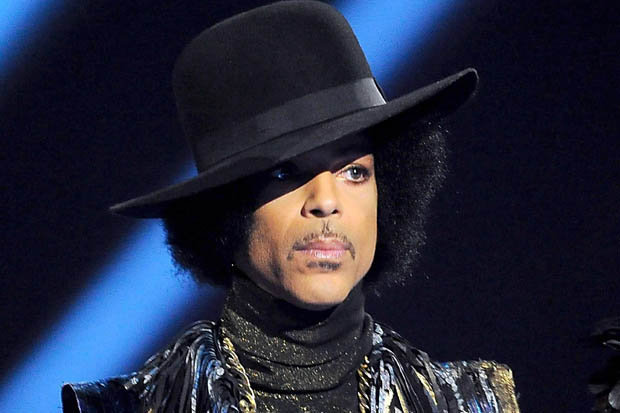 Prince went to Low End Theory last night
