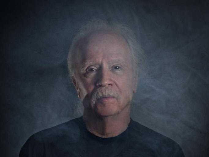 Stream John Carpenter's album Lost Themes