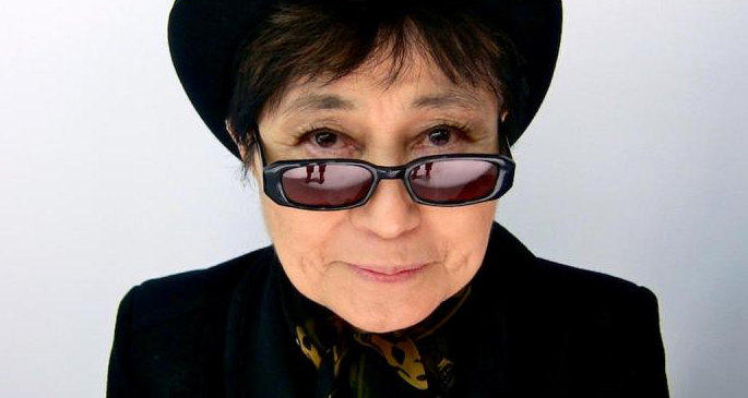 Yoko Ono celebrates birthday with Antony, John Zorn collaborative singles