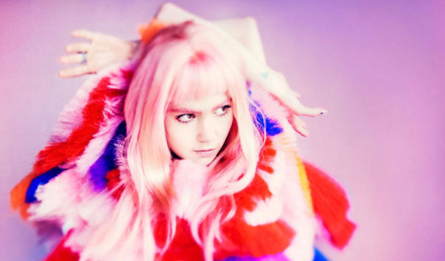 New Grimes album probably coming out in September