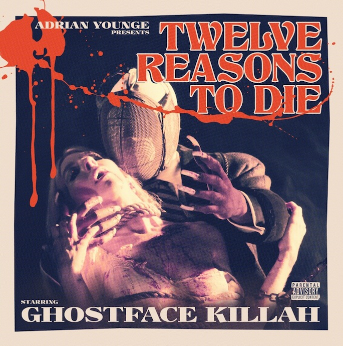 Listen to Ghostface Killah's cinematic 'The Sure Shot (Parts 1 and 2)'