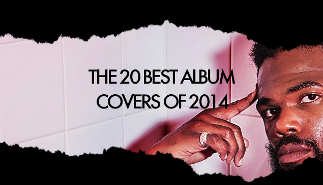 The 20 best album covers of 2014