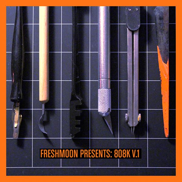 Stream Texan footwork compilation 808k Vol. 1, featuring new cuts from Traxman, DJ Rashad and DJ Spinn