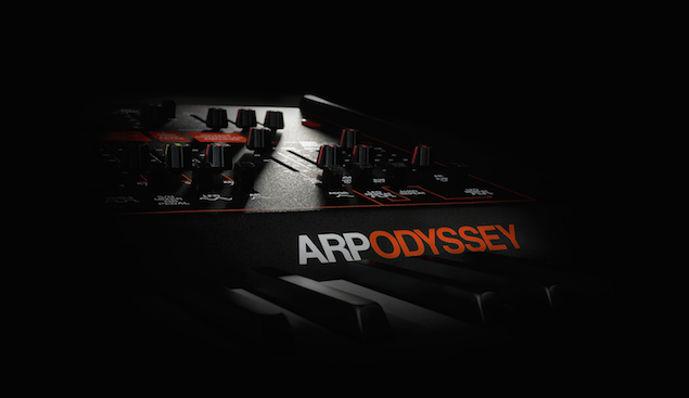 Korg reveals reboot of legendary ARP Odyssey