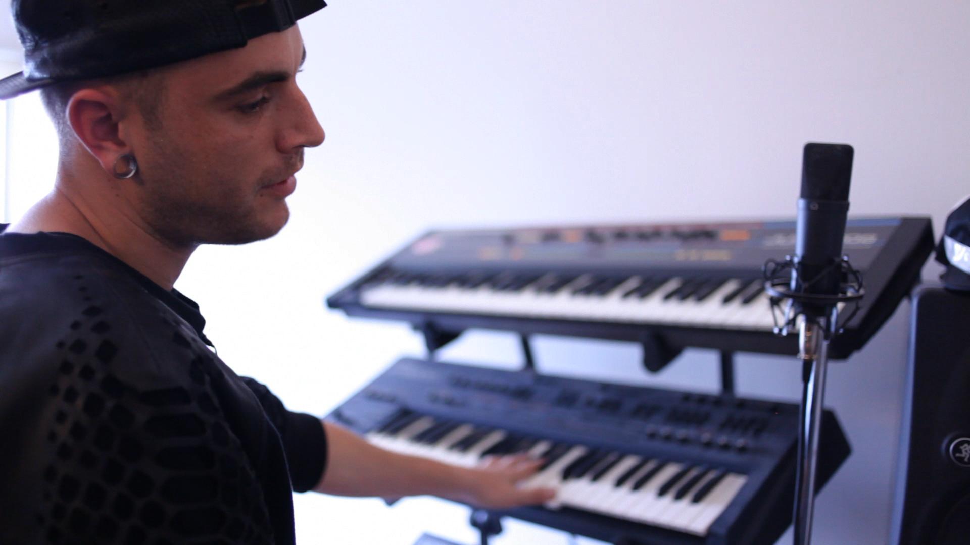 Alix Perez – Studio Tour