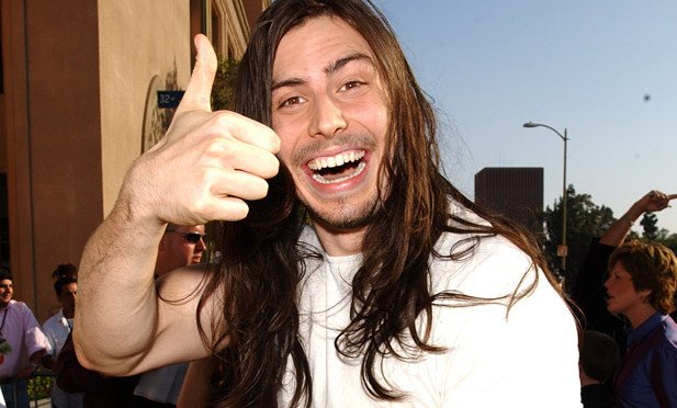 Andrew W.K. joins The Ramones (sort of)
