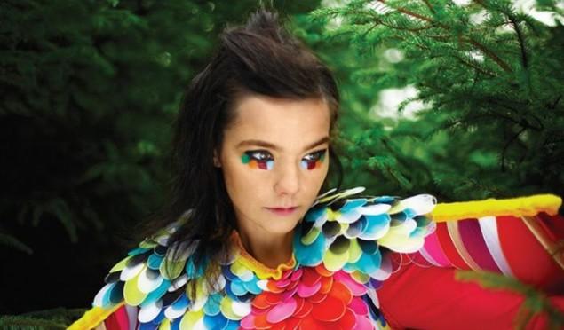 Björk unveils new album Vulnicura