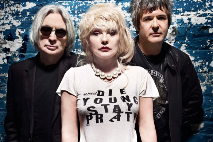 Blondie confirm their appearance at Glastonbury 2014