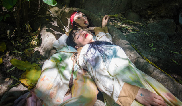Watch CocoRosie's video for 'Gravediggress', directed by the group's Bianca Casady