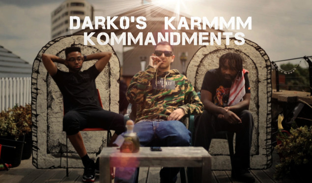 Dark0 Karmm Kommandments