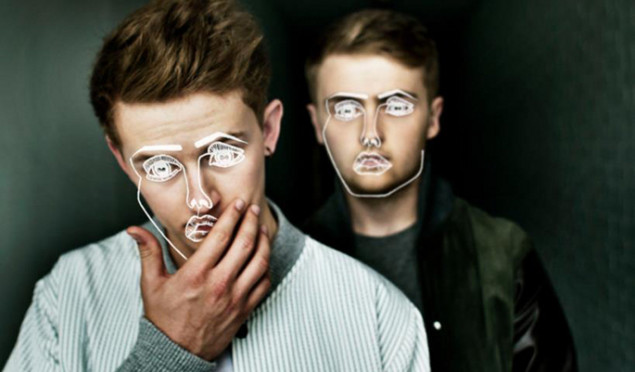 Watch live footage of a previously unreleased Disclosure track