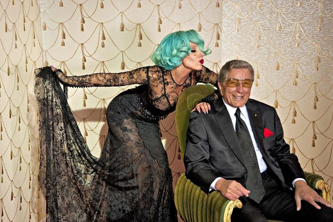 Lady Gaga and Tony Bennett to release album of jazz duets