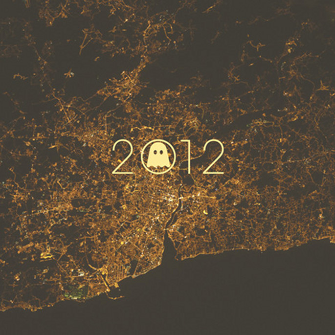 Ghostly International release free 'best of 2012' compilation; Matthew Dear and ADULT. feature