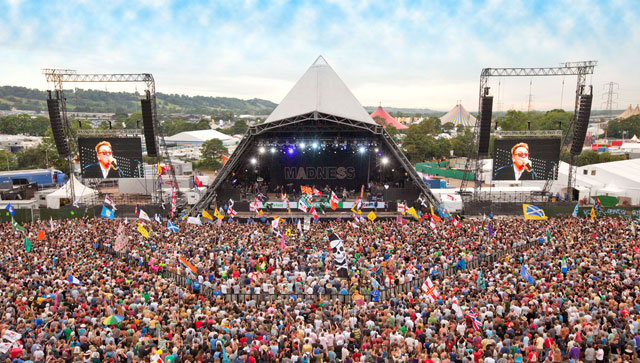 BBC announce first ever Glastonbury Festival live stream