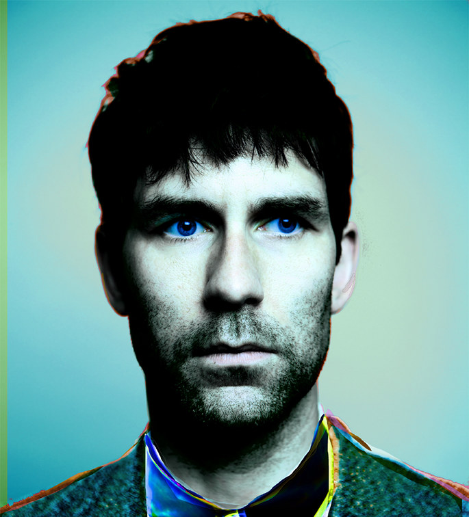 """I'm cooking on a grill now!"": soul man Jamie Lidell talks happiness, relocation and his new self-titled album"