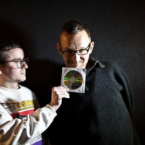 Justus Köhncke and Hot Chip's Alexis Taylor join forces as Fainting By Numbers