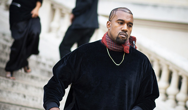 """Kanye West is working on an """"immersive"""" feature length film"""