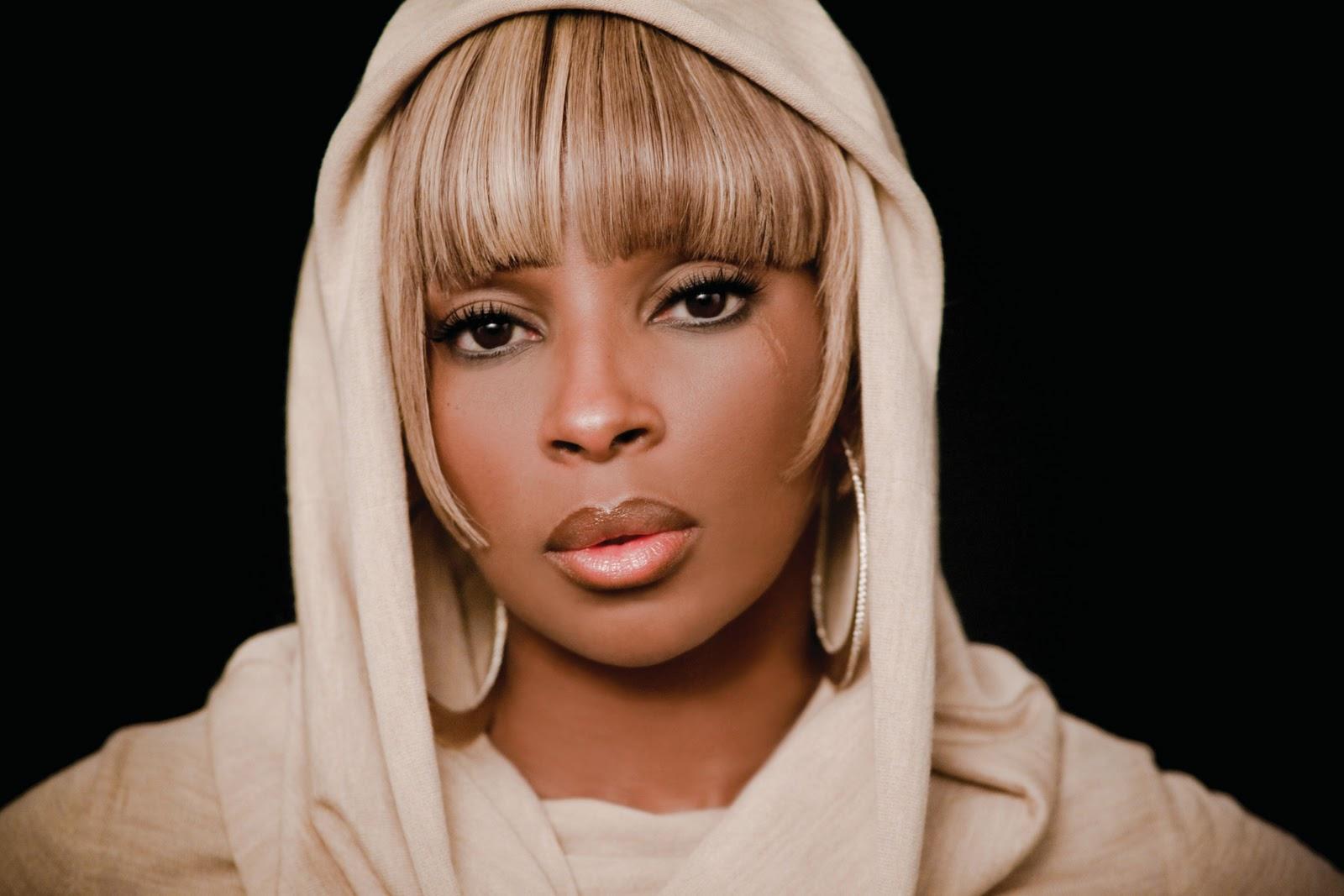 Mary J. Blige Mary J Blige FACT Magazine Music News New Music