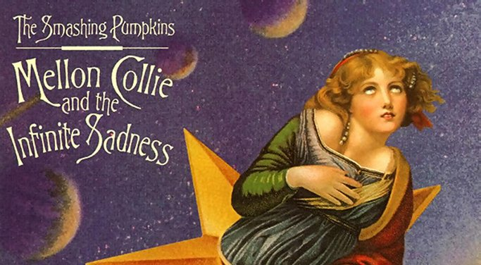 Smashing Pumpkins' Mellon Collie And The Infinite Sadness to get a colossal reissue