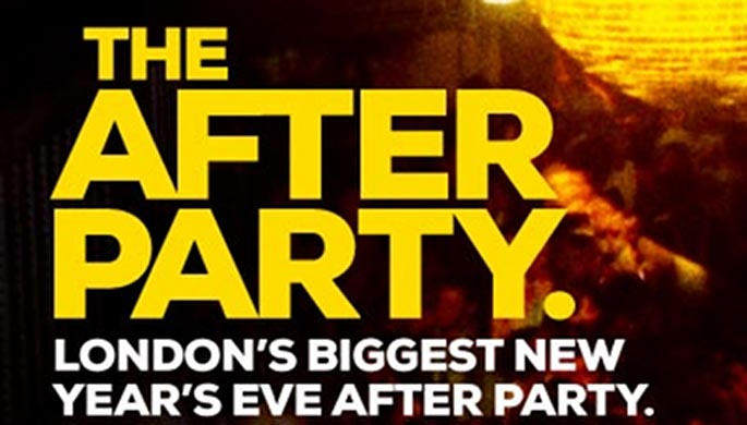 Eastern Electrics, Urban Nerds and more to join forces for 'London's biggest New Year's Eve after party'