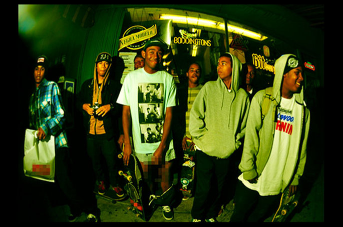 Odd Future accused of attacking teenage fan, claim self-defence