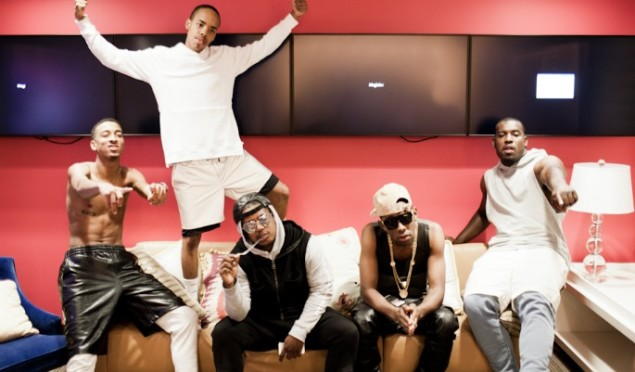 Odd Future show up on 106 & Park as 'rappers'. Hilarity ensues