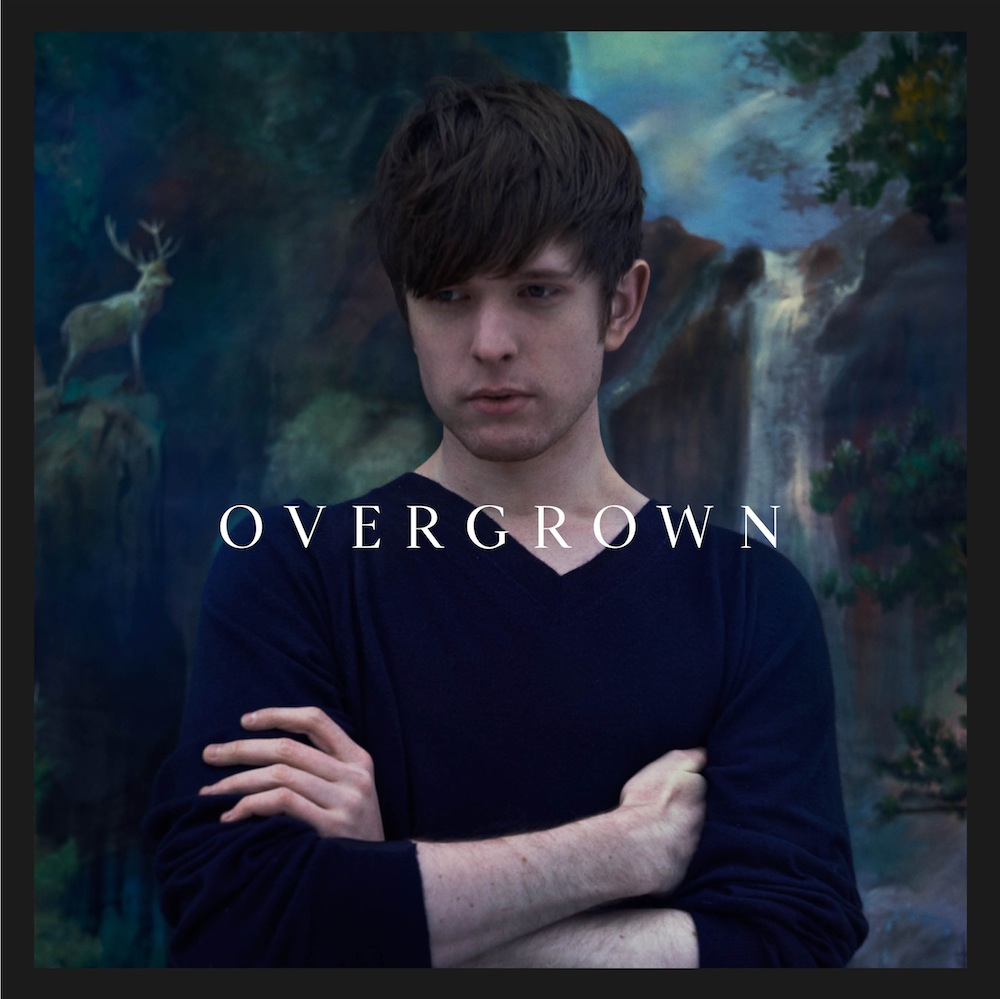 James Blake reveals full details of second album Overgrown, including feature spots from Brian Eno and RZA
