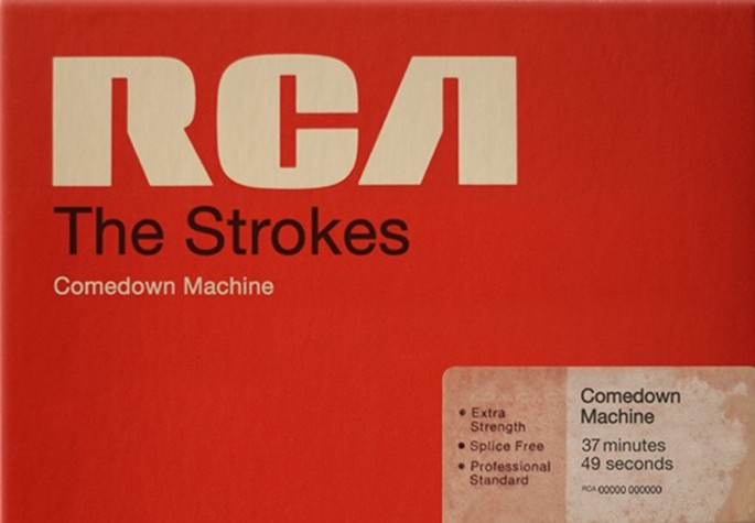 The Strokes activate Comedown Machine on new album; details here