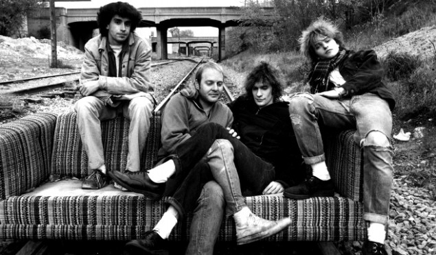 The Replacements to reunite for first live shows in 22 years