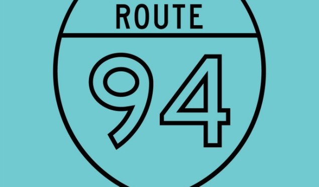 Route 94 at number one in mid-week charts with 'My Love'