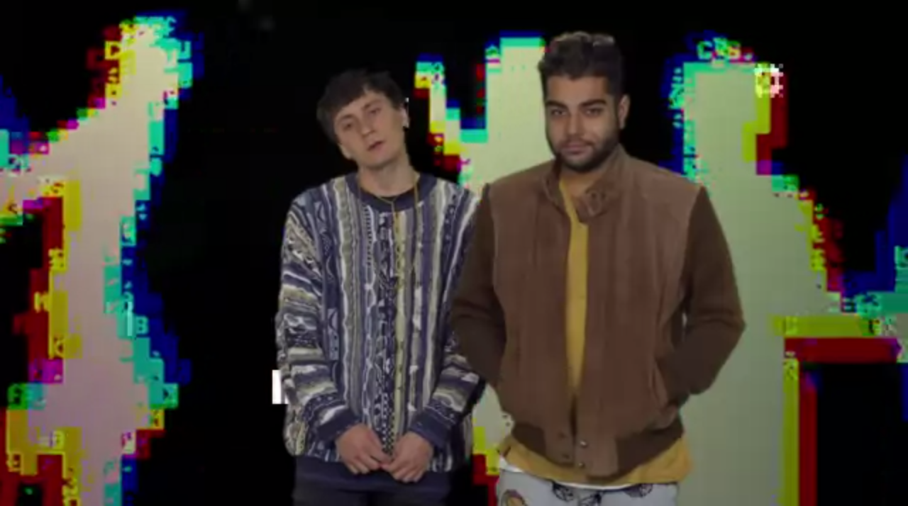 Ninja Tune affiliate Hot Sugar shares the video for '56K', featuring Das Racist's Heems