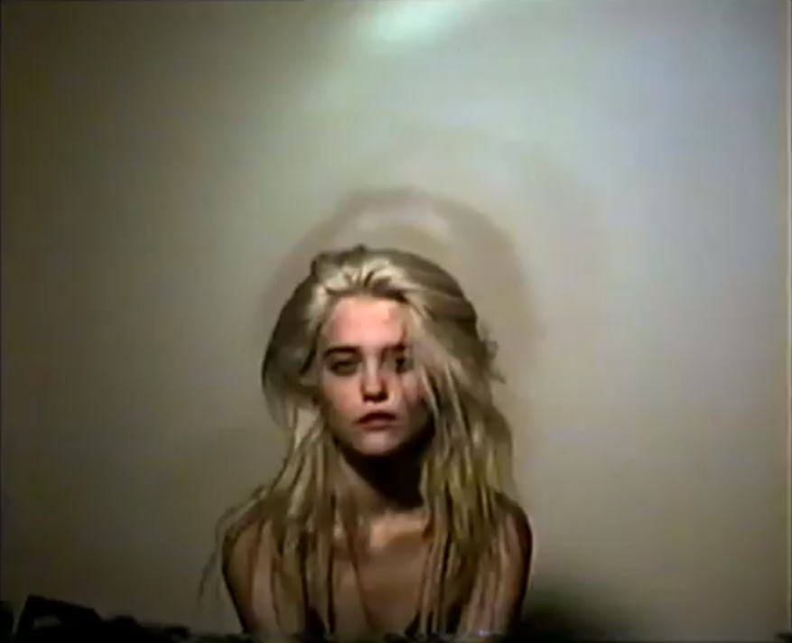 Watch Sky Ferreira's lo-fi video for 'Lost In My Bedroom'