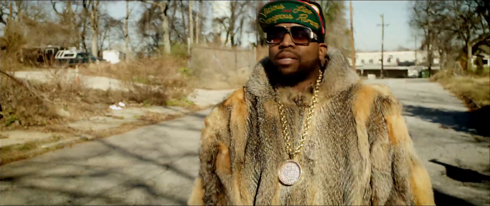 Watch the video for Big Boi's Atlanta tribute 'In The A', featuring T.I. and Ludacris