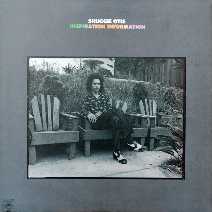 Shuggie Otis announces further details of first new material since 1974