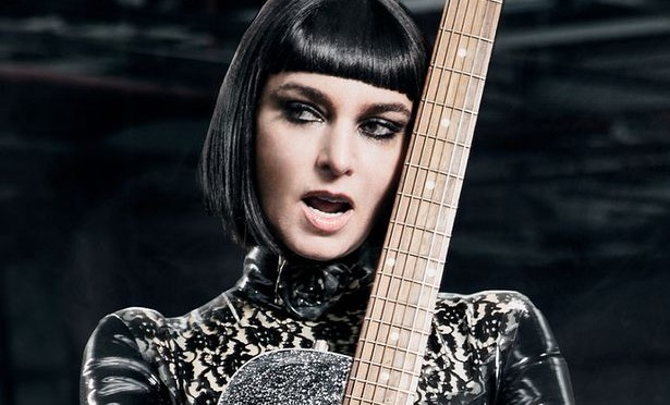 Sinead O'Connor's new album is called I'm Not Bossy, I'm The Boss. Because this is 2014.