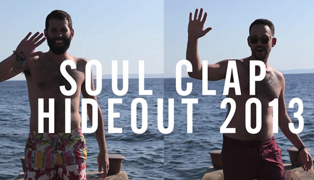 Watch Soul Clap's Hideout Festival video diary for FACT TV