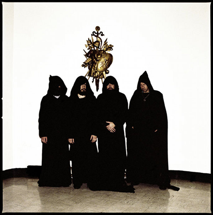 Sunn O))) announced for Berlin's CTM Festival