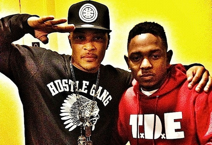 Listen to T.I.'s 'Memories Back Then', featuring Kendrick Lamar, B.O.B., and Kris Stephens