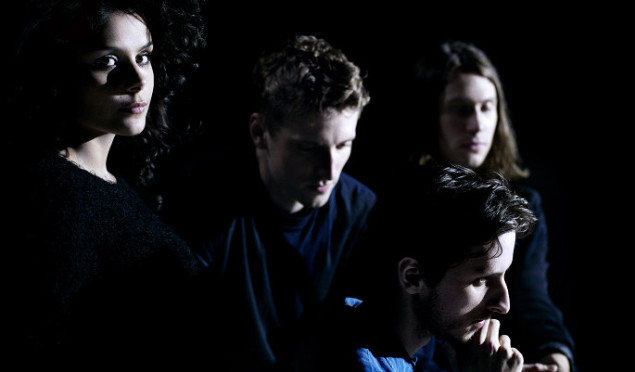 Stream an unreleased track from These New Puritans, 'Spitting Stars'