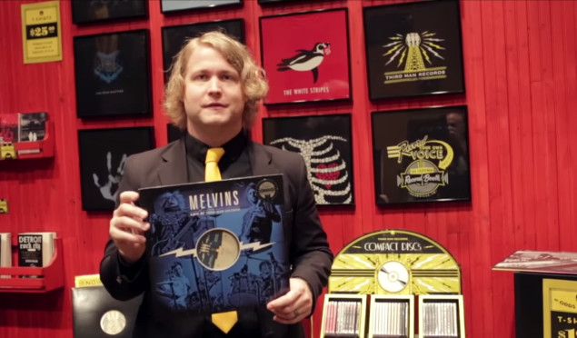 Inside Jack White's Third Man Records and Novelties